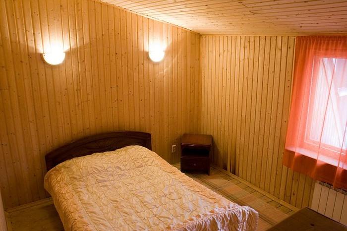комната отдыха в сауне санатория Соколиный камень.